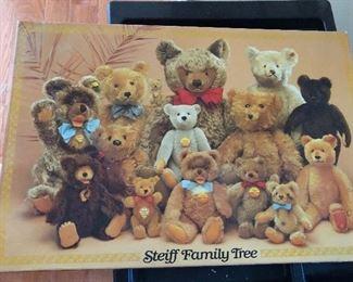 Steiff Family Tree