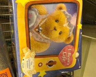 Cherished Teddies Cub