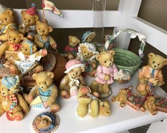 Cherished teddies collection