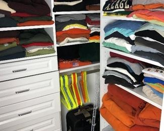 Mens size xxl clothing like NEW