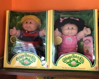 Cabbage Patch collection