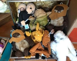 Star Wars Stuffies