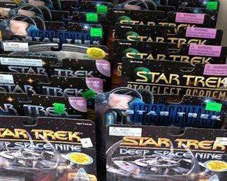 Star Trek NIB Toys