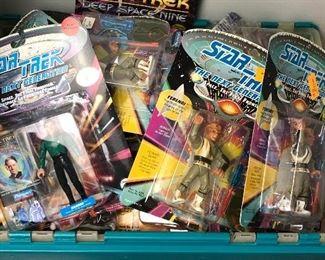 Star Trek NIB Toys v