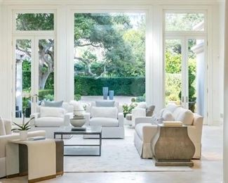 $4 mil home furnishings from staged celeb estate - please scroll through for all avail items and pricing - STRICTLY BY APPOINTMENT ONLY