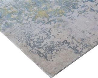 12 x 15 silk wool blend rug - EXQUISITE RUGS