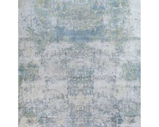 Exquisite Rugs silk and wool 12 x 15   Was $9,200   NEW - Now $4,200 PURCHASED NEW FOR STAGING