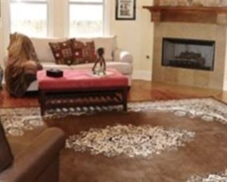 10x13 Ft Area Rug Excellent Condition
