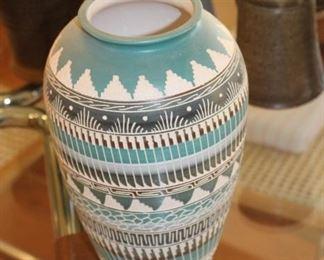 More Native American pots