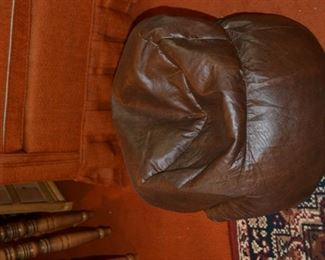 PLL #5 Foot stool Bean Bag @ $20