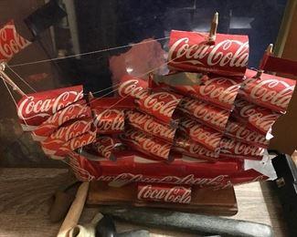 """""""Coca-Cola"""" ship"""