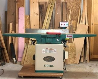 Grizzly Industrial Jointer Tool