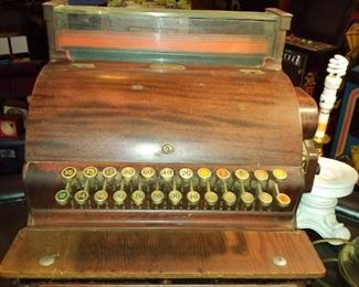 1918 National cash register