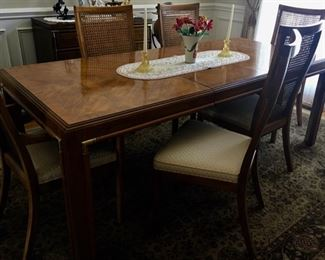 Drexel Accolade Table with Leaf