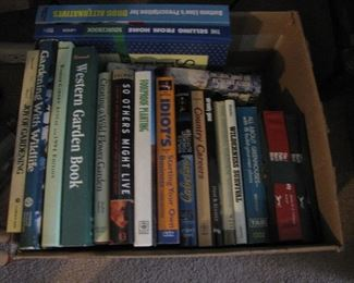 Larger Box of Books