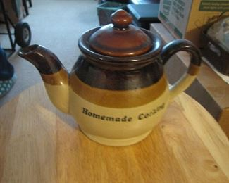 Homemade Cooking Tea Pot