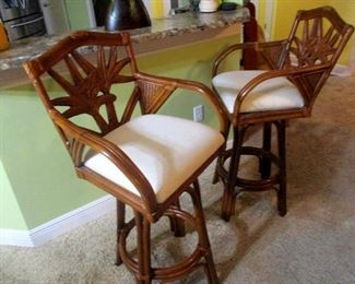 Cindy Crawfor bar stools