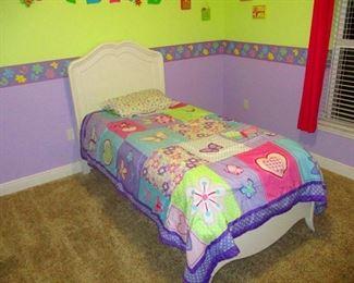 Little Girl's  Bed..new