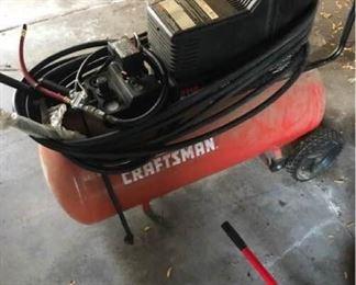 Craftsman 5 HP Air Compressor