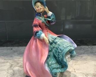 "Royal Doulton ""Spring Meadow"" Figurine. In excellent condition! Asking $90"