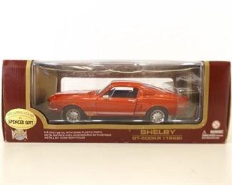 1:18 Road Legends 1968 Shelby GT 500 KR