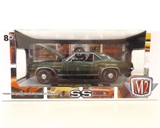 1:24 M2 1966 Chevrolet Camaro SS 396