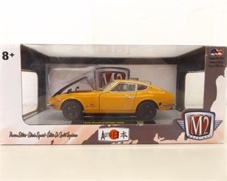 1:24 M2 1970 Nissan Fairlady Z432