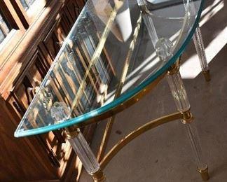 KG Drexel Heritage Sofa Table
