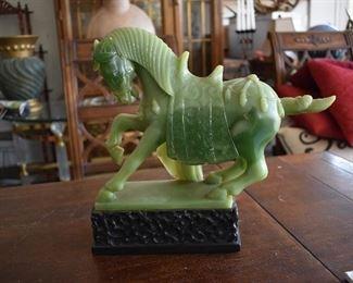 LH Asian Jade Battle Horse