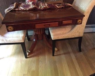 Game table 38 x38----