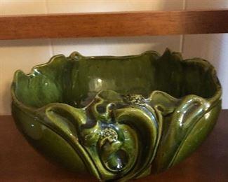 1909 Art Nouveau Bowl, By C & C Ltd London