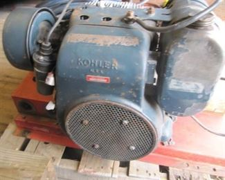 Twin Cable Goodall Start All With Kohler Engine