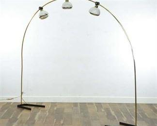 Mid Century Modern Archway Floor Lamp
