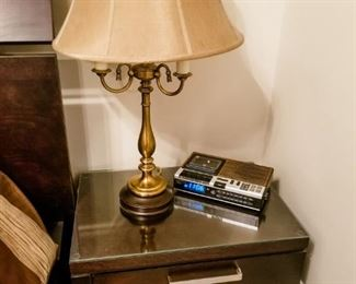"""Amish Made Contemporary Platform Nightstands. 26""""L, 18""""D, 15""""H"""