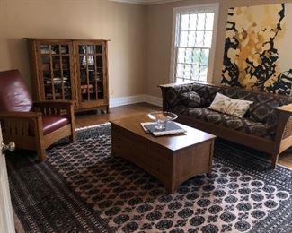 Stickley living room furniture