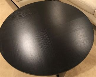 "36"" Round IKEA Coffee Table - $250"