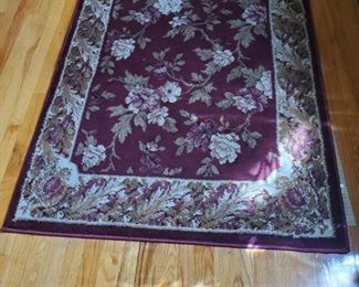 Area Rugs (this one has a matching runner)