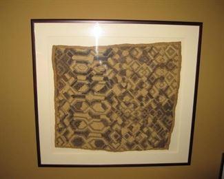 $50 - Antique African Weaving