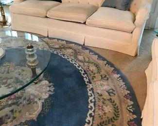 Vintage living room sofa $245.00