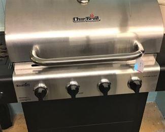 Advantage Char Broil Grill