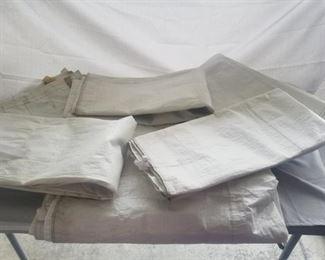6 Canvas Drop Cloths