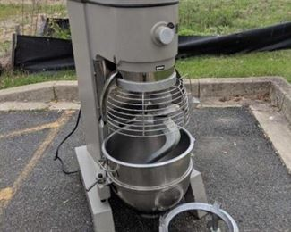 2015 60 quart planetary mixer