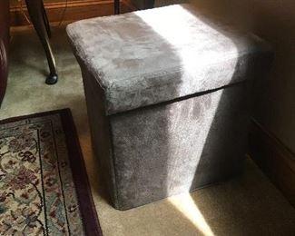 Foot stool $15