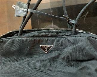 Fendi bag with lock and key