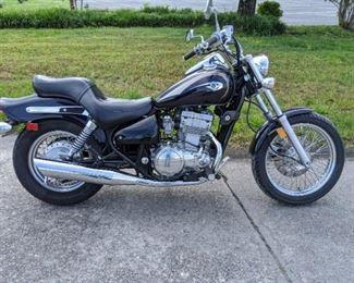 2003 Kawasaki 500 - Model Vulcan