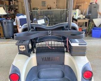 2008 Yamaha Golf Cart - New Batteries installed January 2020