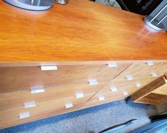 Room and Board Copenhagen 8 drawer dresser  $800. Retails for $1599.