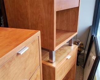 Pr. Room and Board Copenhagen nightstands  $500pr