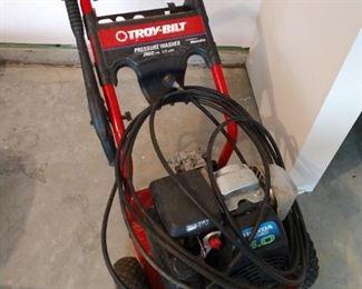 Troy Bilt power washer