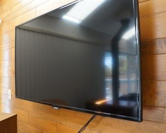 Television, Samsung.  $150.  Will consider reasonable offers.  Television cannot be removed until house is sold.